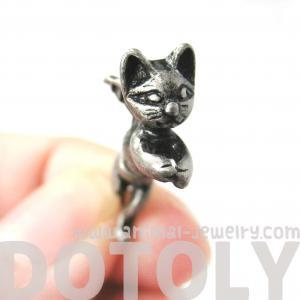 3D Fake Gauge Kitty Cat Burglar Ani..