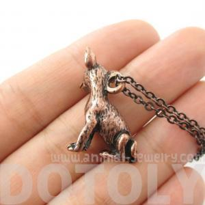 3D Detailed Chihuahua Animal Charm ..