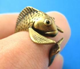 Realistic Fish Anima..