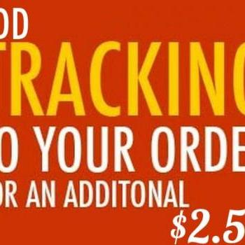 Buy tracking and quicker shipping